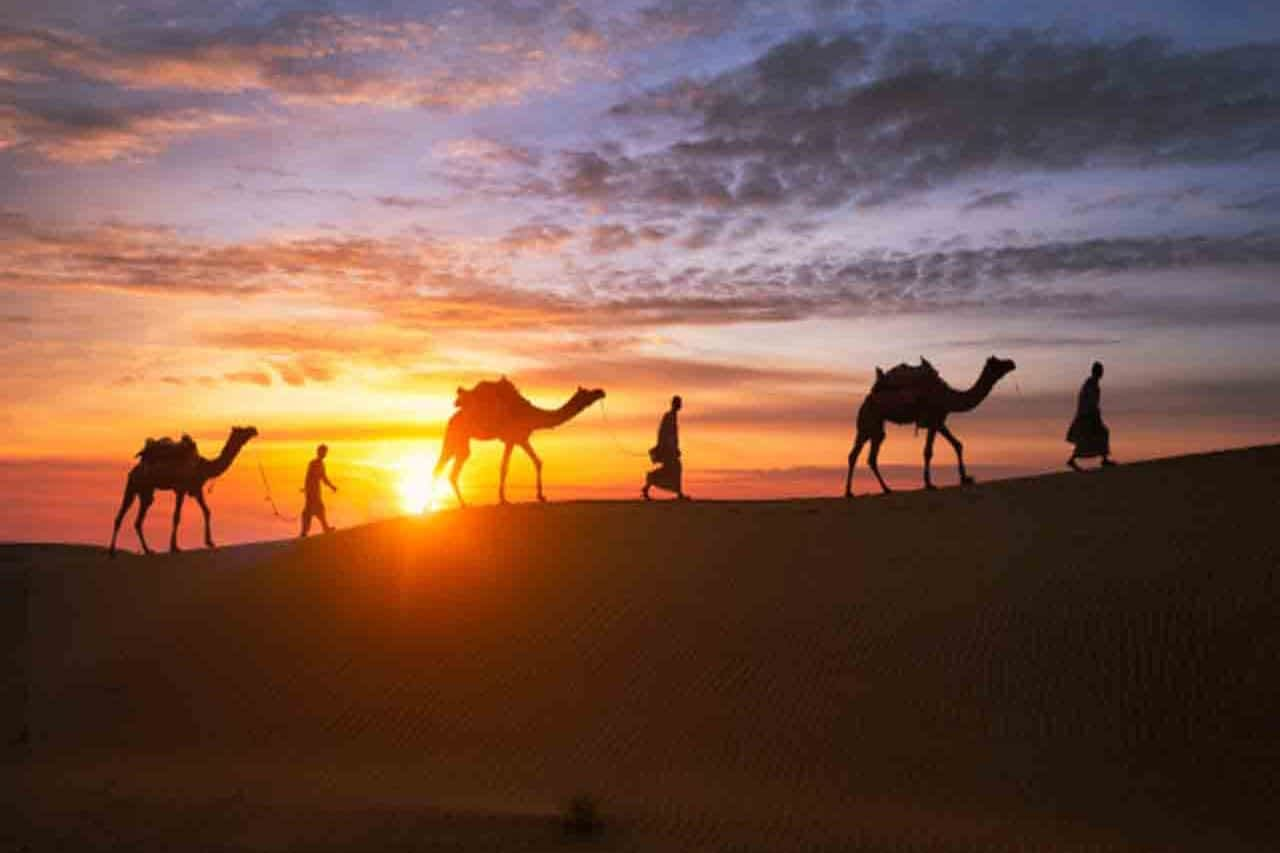dunes-sunset-jaisalmer-rajasthan