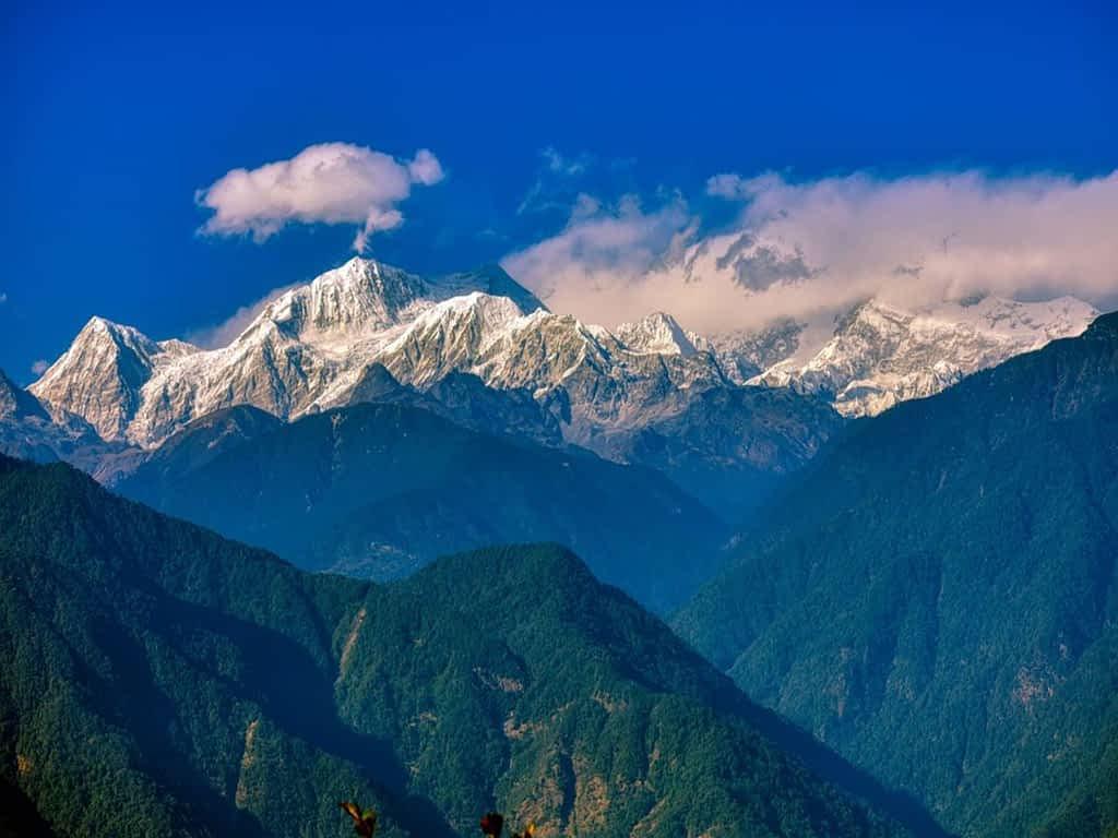 Sikkim and Darjeeling